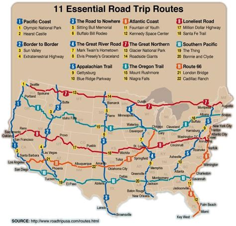 ultimate road trip usa live build drive blog