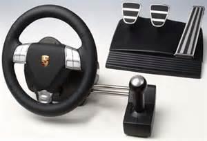 Porsche Steering Wheel For Xbox 360 Porsche Wireless Racing Wheel From Fanatec