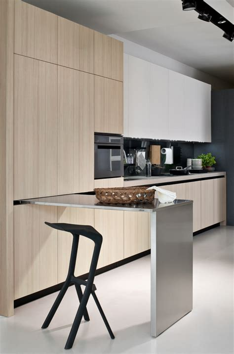 Slide Table by Kitchen With Sliding Table Fly 04 Elmar Cucine Home