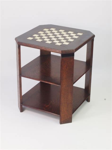 deco chess top coffee table 322654 sellingantiques