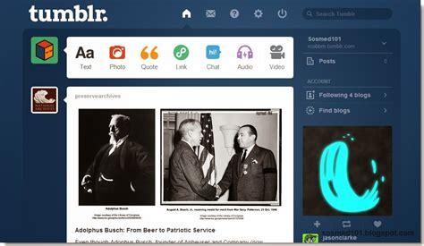 cara membuat quotes di tumblr panduan cara membuat blog di tumblr dilengkapi gambar