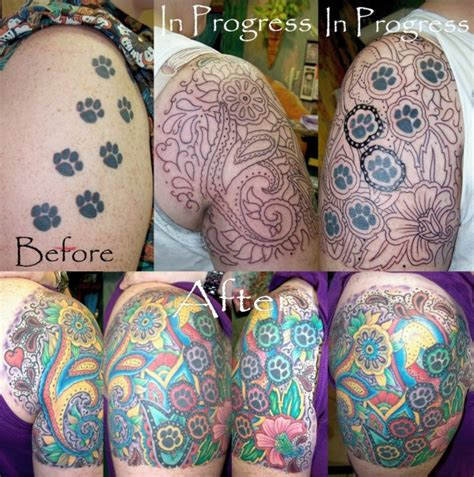 amazing tattoo cover ups