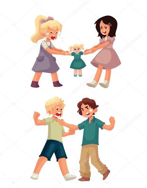 imagenes niños peleando chicas peleando por una mu 241 eca y los ni 241 os de perforaci 243 n