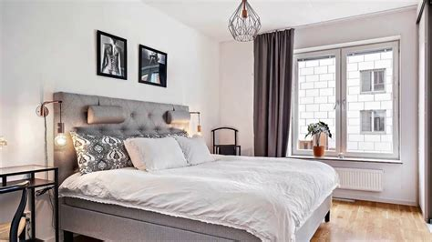 scandinavian bedroom style design ideas youtube