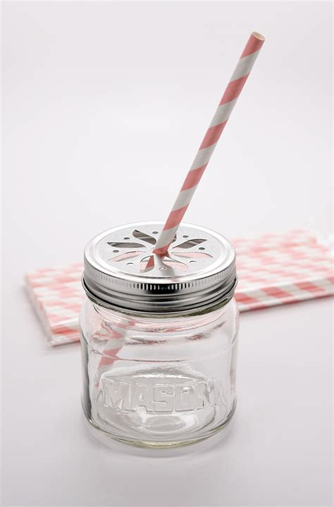 decorative paper straws pink stripe baby shower decorative paper straws
