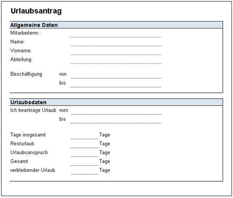 Word Vorlage Urlaub Vorlage Formular F 252 R Personalstammdatenblatt Dienstreiseantrag Und Urlaubsantrag Excel