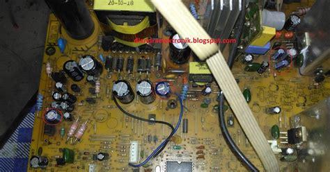 Elco 470uf 100v Tinggi 25mm diandra elektronik tv polytron u slim hidup sebentar