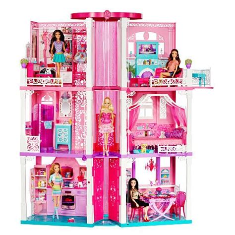 barbie dream house buy barbie dream house buy online at the nile