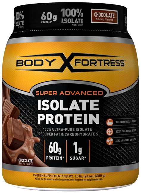 u protein whey review fortress advanced 100 protein