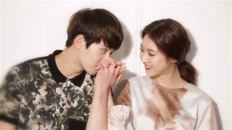 lee seung gi we got married quot we got married quot gong seung yeon and lee jong hyun couple