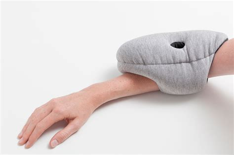 Nap Pillow by Ostrich Pillow Mini Attaches To Arm For Easy
