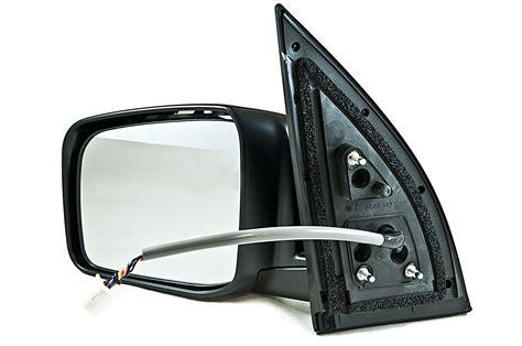 nissan genuine car wing door mirror left n s