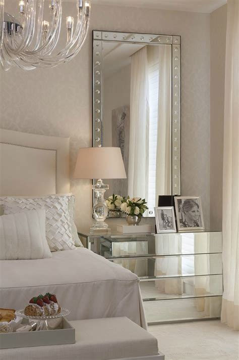 How To Make A Mirrored Nightstand Diy 10 Glamorous Bedroom Ideas Decoholic