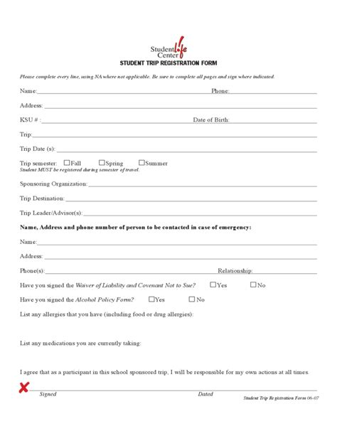 student registration form template pin student registration form template thessalydealsgr on