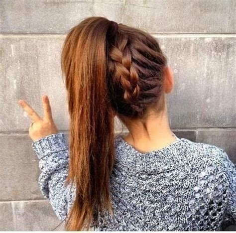 back to school teenage hairstyles the 25 best cute hairstyles for school ideas on pinterest