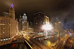 2011 magnificent mile lights festival chicago illinois