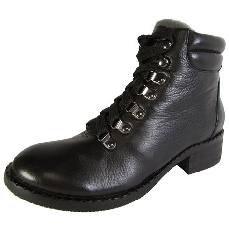 gentle souls boots gentle souls womens 2 leather lace up boot shoes