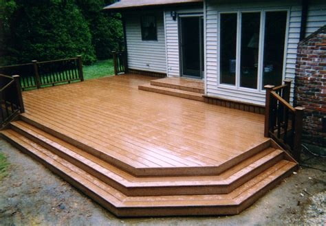 pictures of decks for small back yards free images of