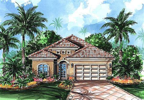 mediterranean bungalow house plans mediterranean bungalow plan 66058we architectural designs house plans