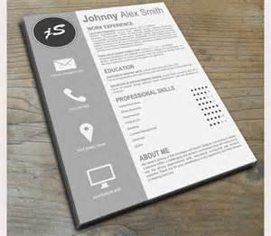 Creative Resume Template Microsoft Word by Creative Resume Template 81 Free Sles Exles