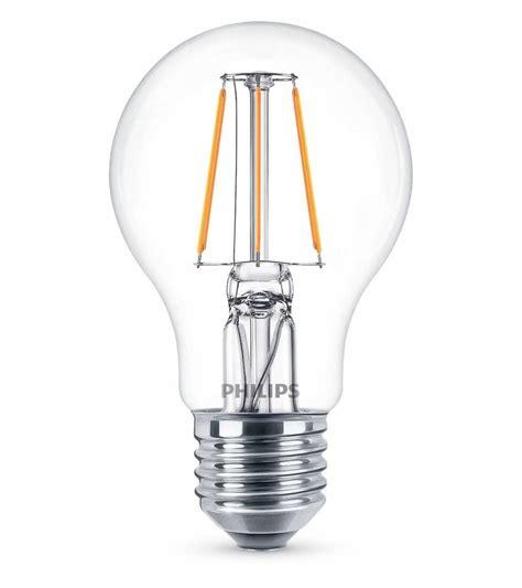 Philips Led Bulb 6w A60 philips e27 retro classic a60 filament led warm white 6w dim