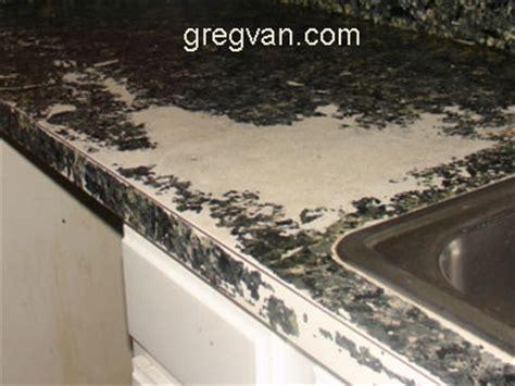 Repair Formica Countertop by Worn Formica Counter Top