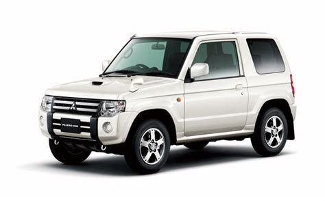 mitsubishi mini cost mitsubishi pajero mini price reviews specifications