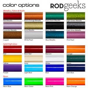 color blanks rodgeeks blanks