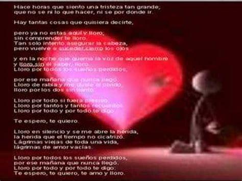 imagenes lloro por amor quien no lloro por amor youtube