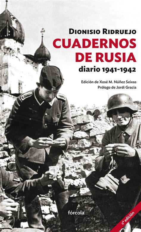 cuadernos de rusia diario 1941 1942 liverpool es parte de mi vida