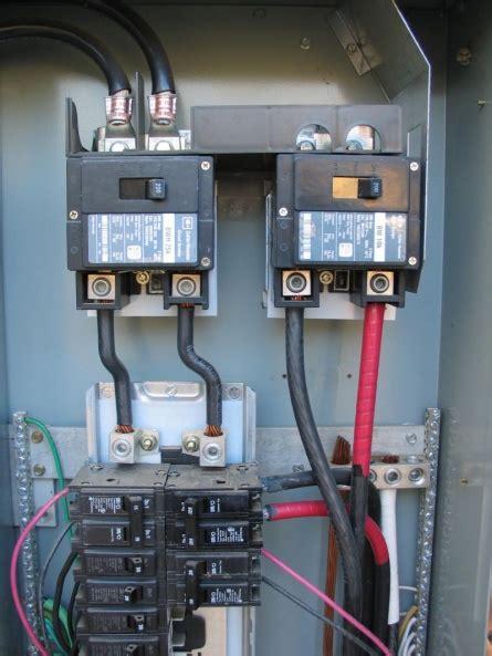 jumping  main panel   panel electrical diy