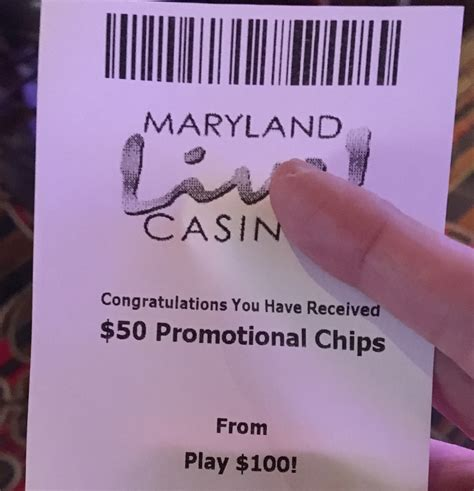 maryland live casino blackjack table minimums the folly of unclear promotions maryland live casino