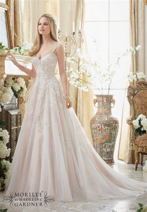 Wedding Dresses Mori by Mori 2881 Wedding Dress Madamebridal