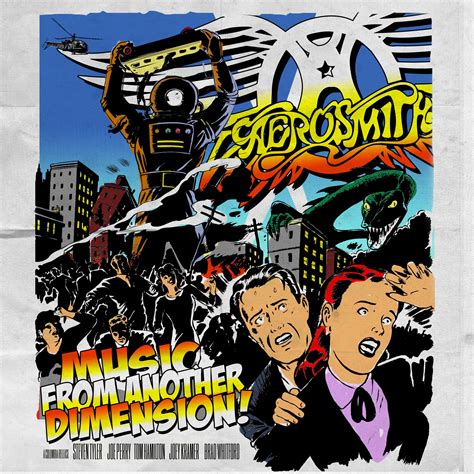 album highlights aerosmith s from another dimension state in the real penn state