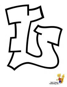 cool l cool graffiti abc coloring pages abc free alphabet coloring letters