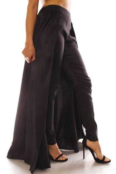 Pant Skirt black pant skirt combo ebay