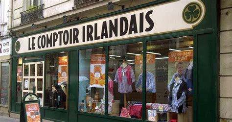Comptoir Des Irlandais by 13e Le Comptoir Irlandais