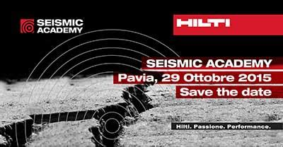 linee spa pavia seismic academy 2015 a pavia l evento di riferimento per