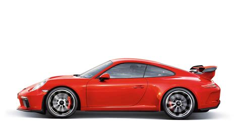 Porsche Gt3 911 by No Compromises For The 911 Gt3