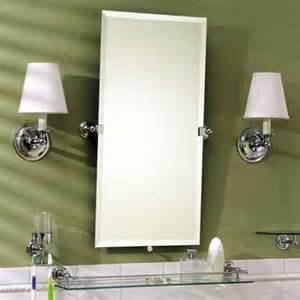 pivoting bathroom mirror motiv 2641 london terrace 15 x 30 frameless pivoting mirror