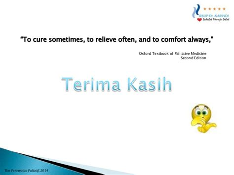 to cure sometimes to relieve often to comfort always workshop palliative care in hospital 13 januari 2014