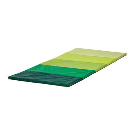 plufsig folding mat ikea