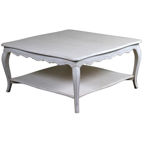 grey square coffee table louis french coffee table grey french shabby chic
