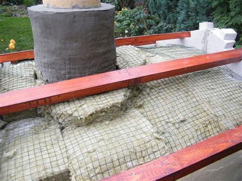 dämmen mit steinwolle projekt quot steinbackofenbau quot ist angelaufen seite 4