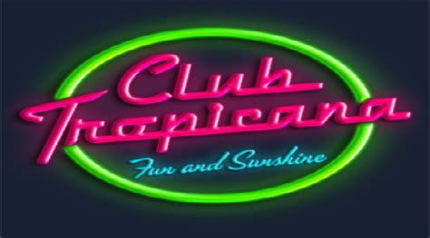 club tropicana   years eve  grove london