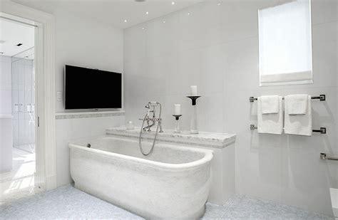 bathtub tv bathtub with built in shelf design ideas