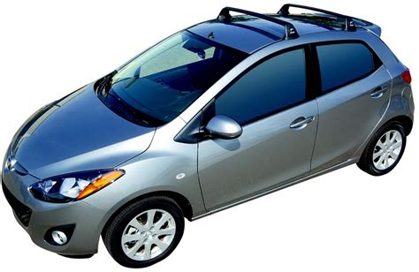 Mazda Roof Rack by Rola Apx Roof Rack 59830 For Mazda 2 2011 2013