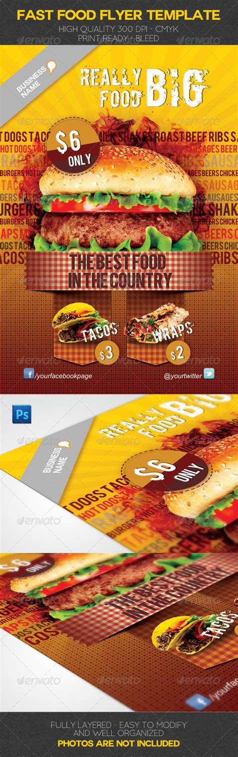 free templates for food flyers best photos of food flyer templates food drive flyer