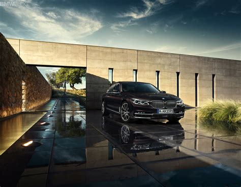 The Garage New Series by 2016 Bmw 7 Series Wallpapers