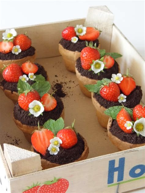Flower Garden Cake Cakes Pinterest Desserts In The
